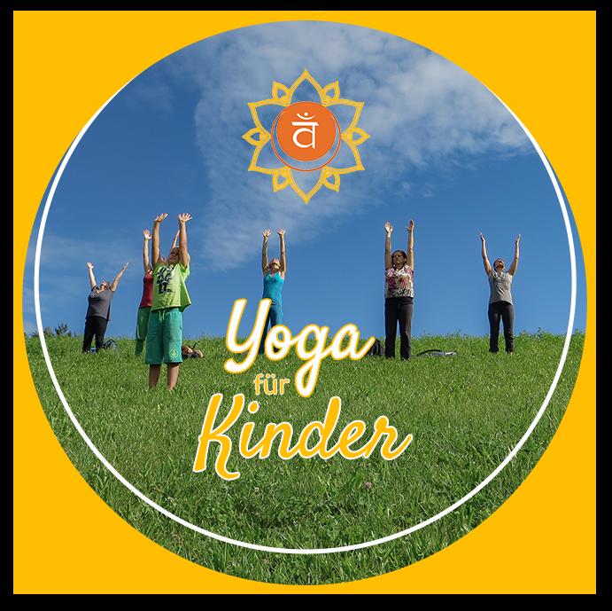 Yoga für Kinder Gabi Peterseil Yogakurse