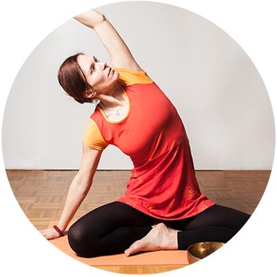 Was ist Yoga pranayama Gabi Peterseil Yogakurse