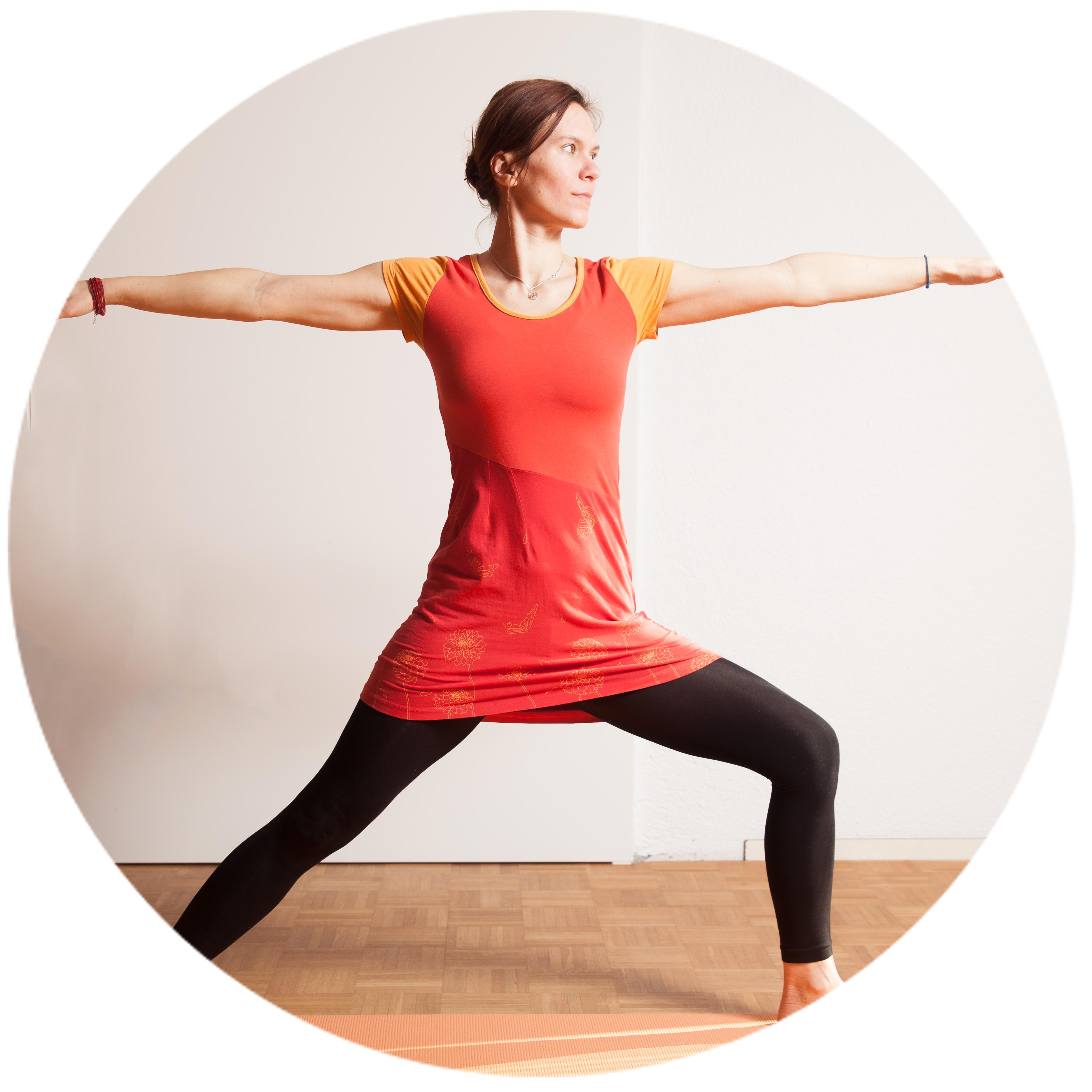 Was ist Yoga asana Gabi Peterseil Yogakurse