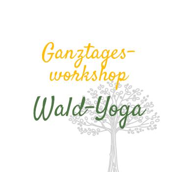 Wald Yoga Ganztagesworkshop