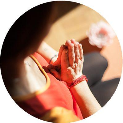 Was ist Yoga dyhana Meditation Gabi Peterseil Yogakurse