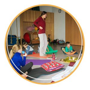 Yoga Gabi Peterseil Kinderyoga